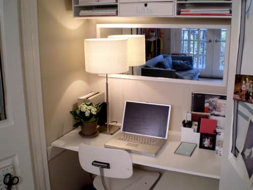 Decor on a Dime: Home Office - Steven and Chris
