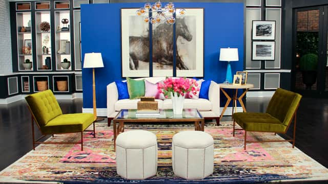 5 Ways to Go Eclectic Glam Steven