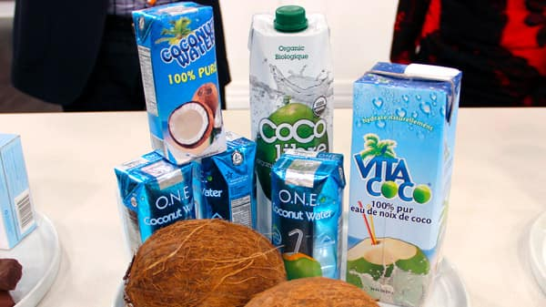 Coconut Water: Healthy or Hype?