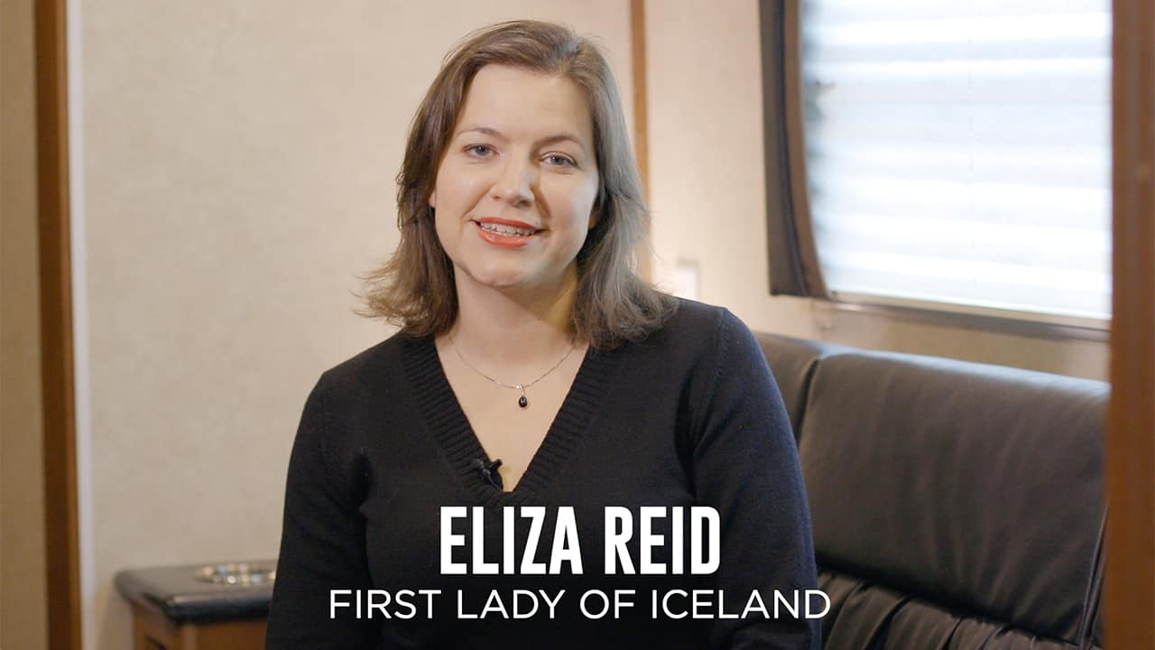 Eliza Reid on what Street Legal means to her