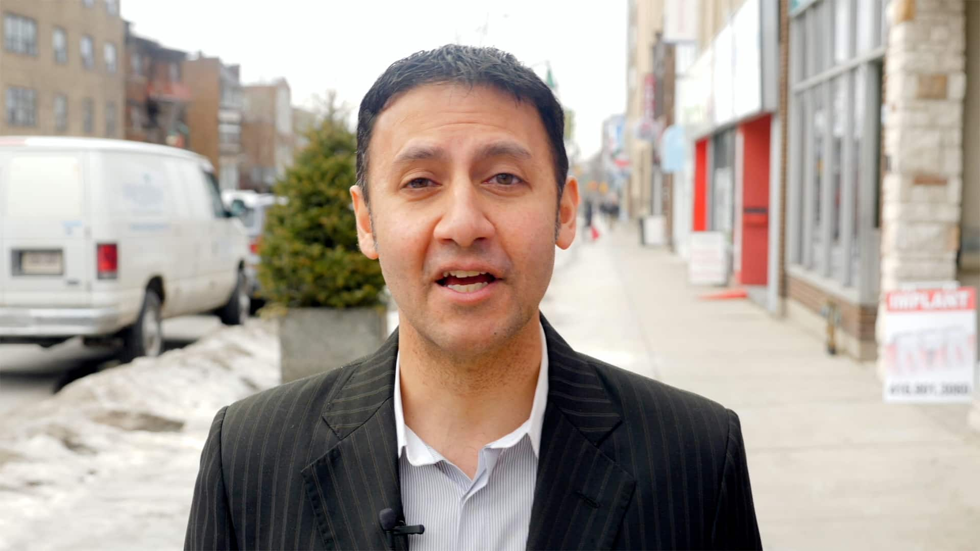 Arif Virani on what Street Legal means to him