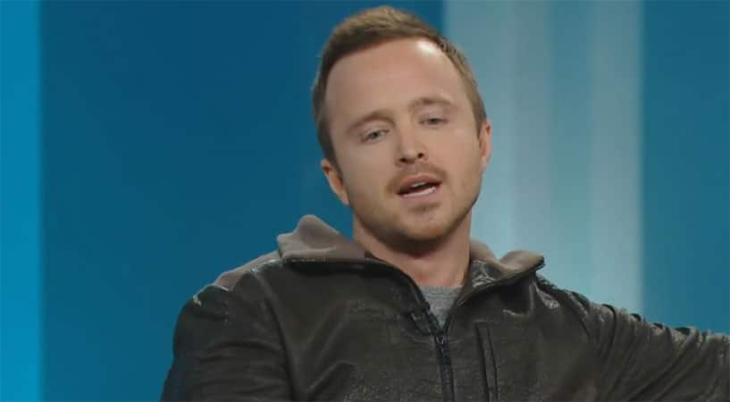 "Aaron Paul on Better Call Saul: ""I'm Excited About It"""