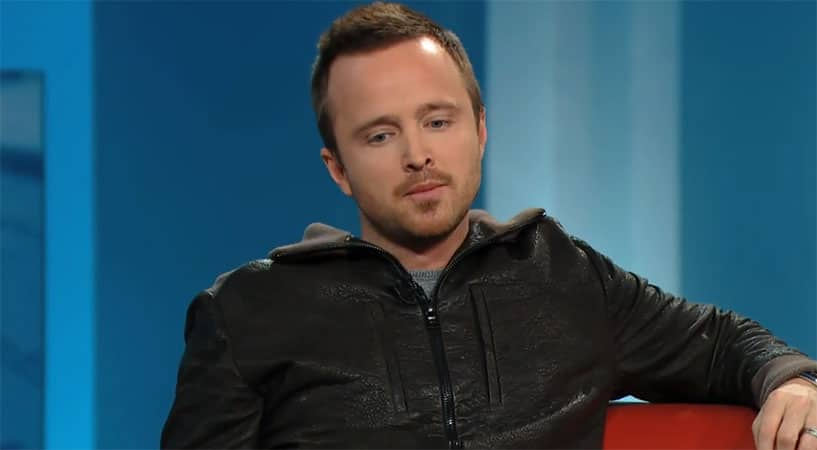 "It's Valentine's Day, So Here's Aaron Paul Talking About His Wife, ""A Real-Life Angel"""