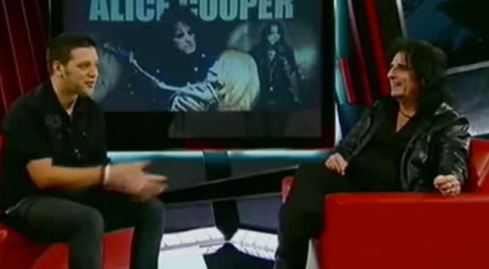 THE HOUR: Alice Cooper