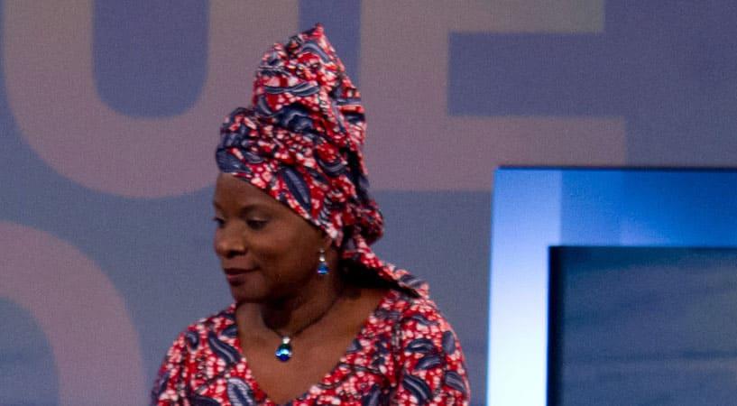 How Angelique Kidjo Was Nelson Mandela's Party Starter
