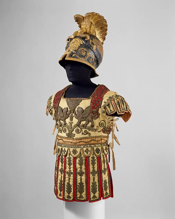 Costume Armor in the Classical Style, ca. 1788–90