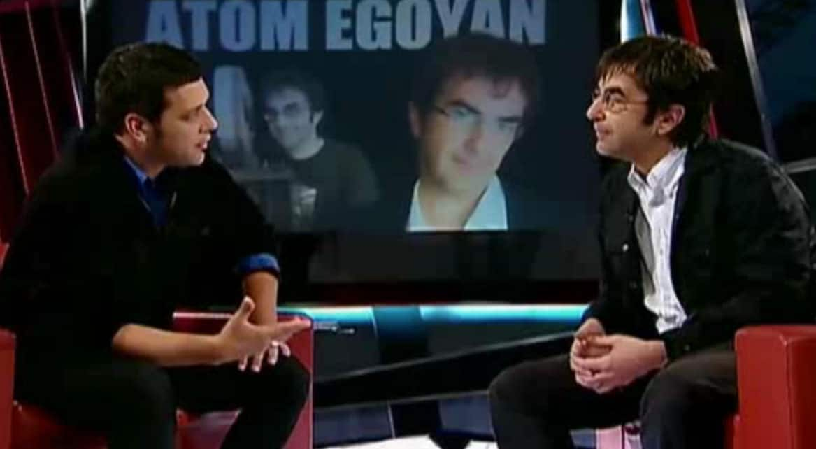 THE HOUR: Atom Egoyan & Daniel Sekulich