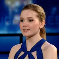 Abigail Breslin Remembers Olive