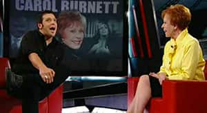 THE HOUR S5: Carol Burnett & Russell Peters
