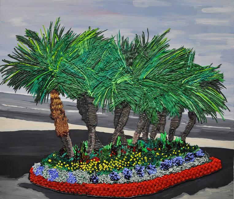 Traffic Island, Florida, 2014