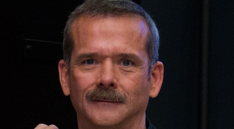 Chris Hadfield: FULL INTERVIEW