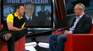 THE HOUR S5: Chris Noth & Ron MacLean