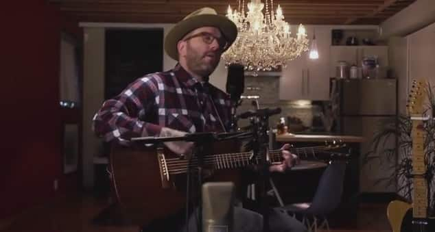 WEB EXCLUSIVE: City And Colour Performs 'Two Coins' At George's House