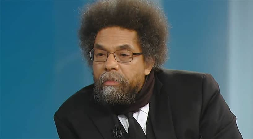 "Dr. Cornel West On Edward Snowden: ""He's The John Brown Of Our Time"""