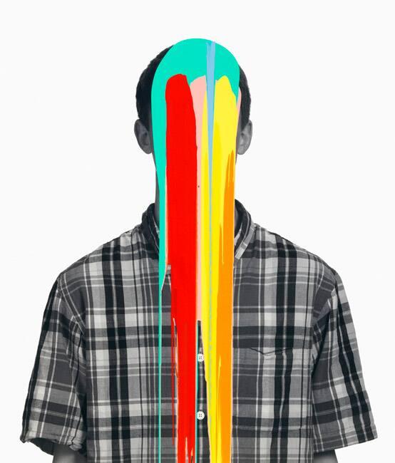 Brilliant Information Overload Pop Head, 2010