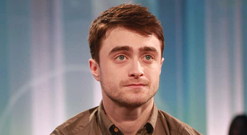 "Daniel Radcliffe: ""I Regard Success As Becoming A Better Actor"""