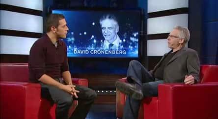 GST S2: Episode 72 - David Cronenberg & Grace Lynn Kung