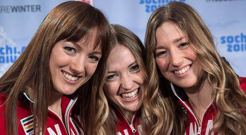 The Dufour-Lapointe Sisters