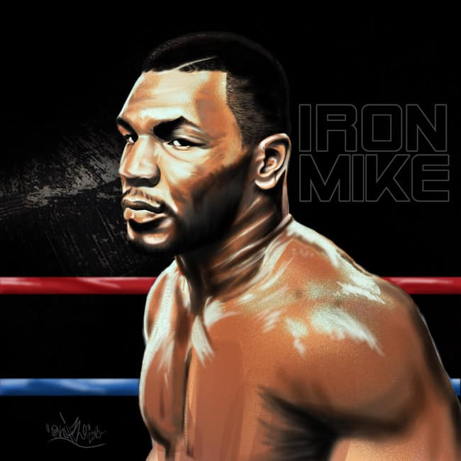 Iron Mike, 2013