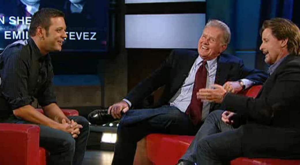 GST S1: Episode 6 - David Frum, Martin Sheen & Emilio Estevez