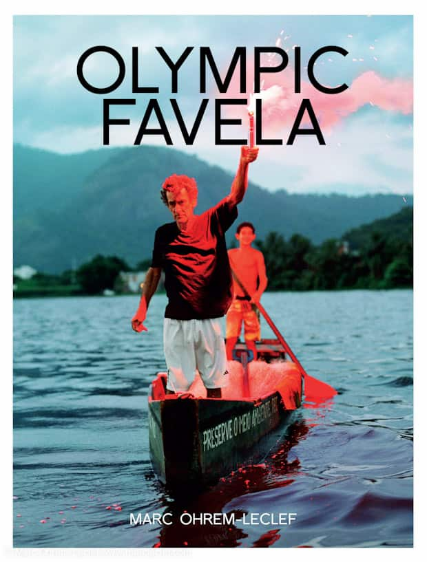Book Cover: Seu Barrao of Favela Vila Autodromo, 2013