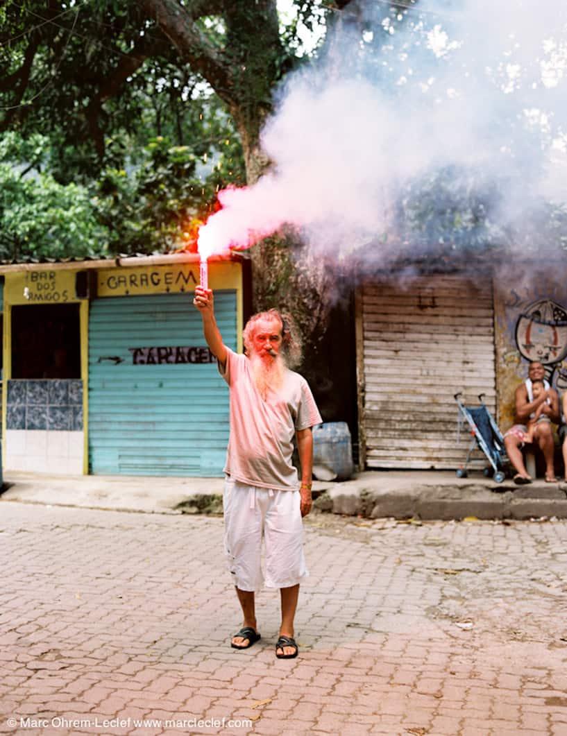Jose Martins, Laboriaux, Rocinha, 2013
