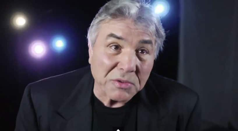 "I WAS THERE: George Chuvalo Watches Sonny Liston Take A ""Dive"""