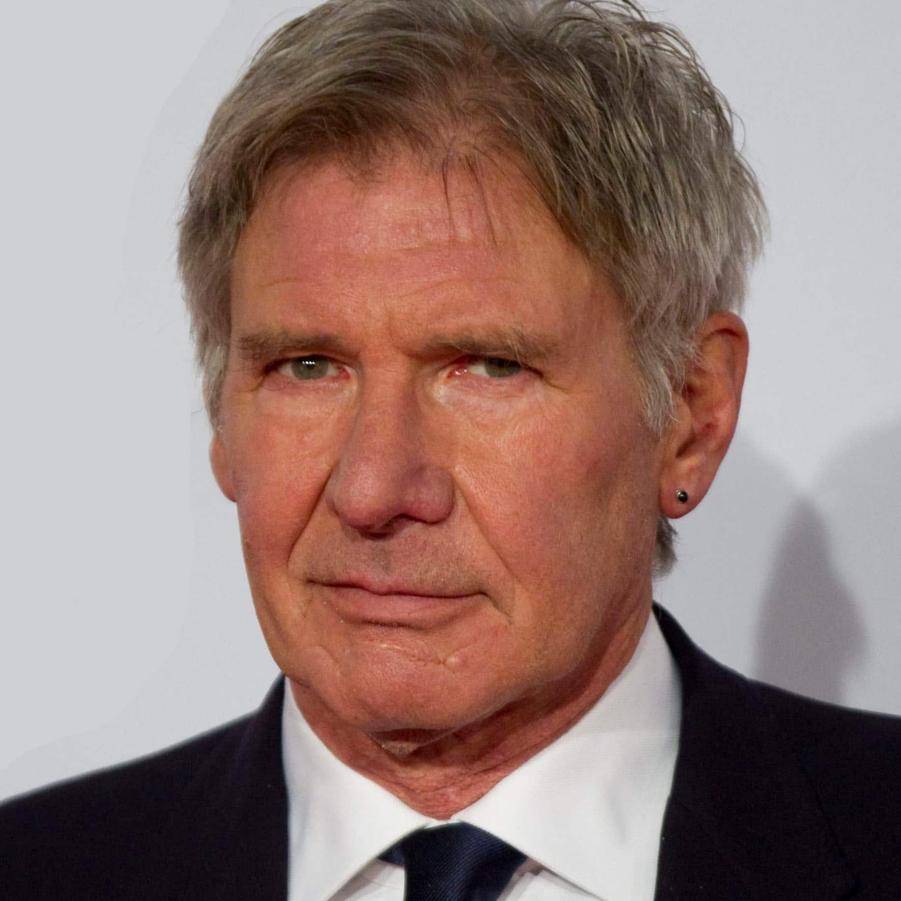 Harrison Ford was one ...