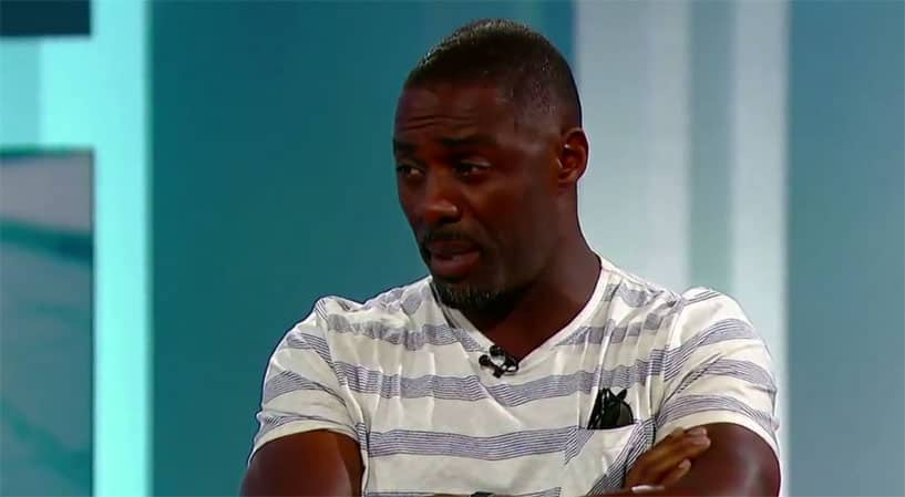 Idris Elba on Nelson Mandela's Sacrifice