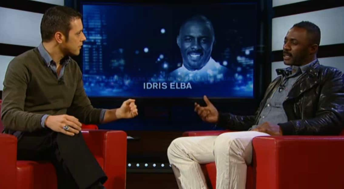 GST S2: Episode 132 - Idris Elba & Michael E. Mann