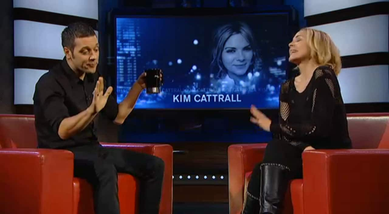 GST S2: Episode 11 - Kim Cattrall & Shawn Levy