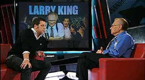 THE HOUR S5: Episode 7 - Steve Earle & Larry King