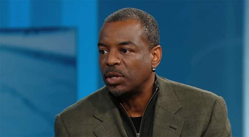 "LeVar Burton On The Star Trek Universe: ""There Was A Place For Me"""