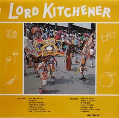 Lord Kitchener —