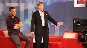 Martin Short vs George: Host Off!