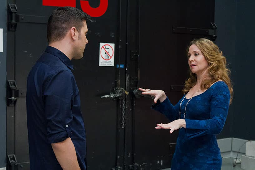 George Stroumboulopoulos Tonight | Megan Follows