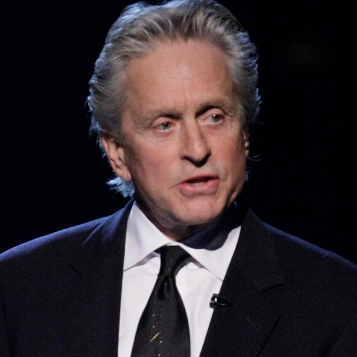 Angelique Hennessy george stroumboulopoulos tonight | michael douglas