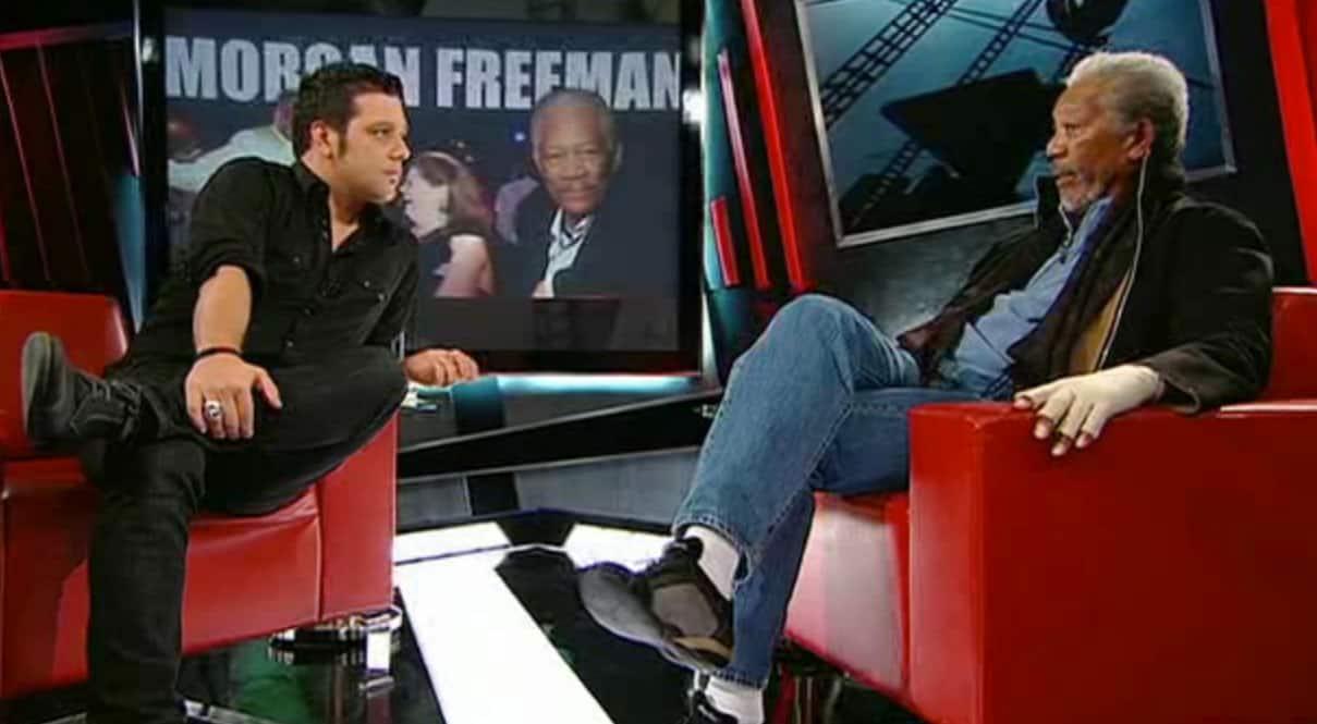 THE HOUR S6: Episode 36 - Cory Doctorow & Morgan Freeman