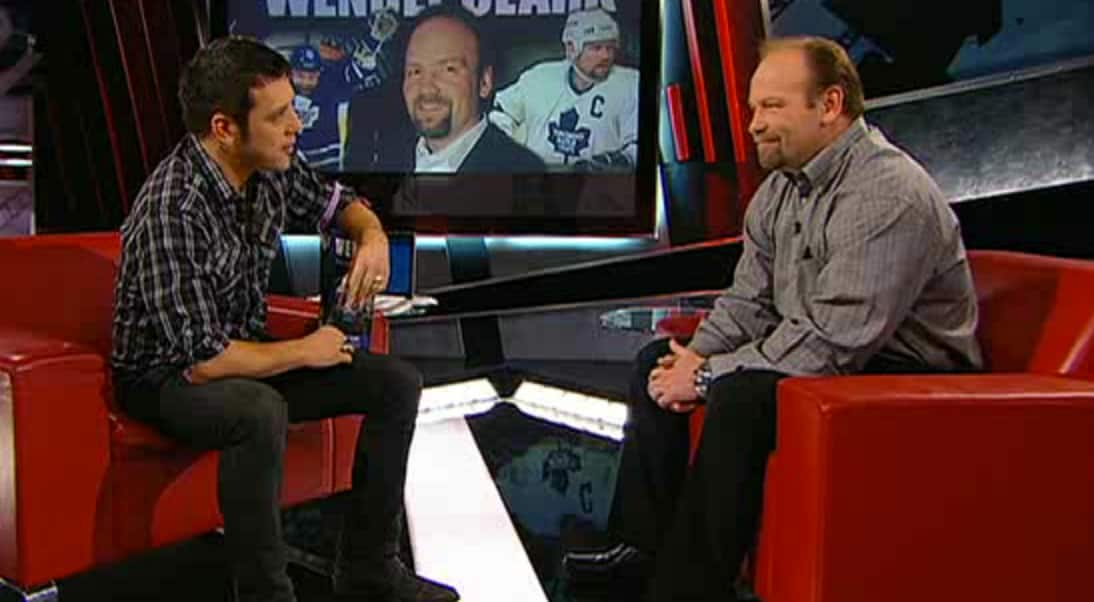 THE HOUR S6: Episode 97 - Nick Pron & Wendel Clark