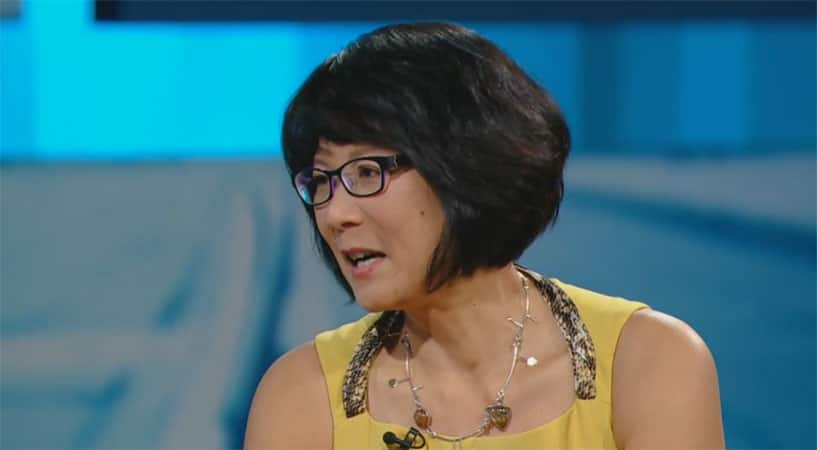 """Olivia Chow On Toronto: """"I Love This City And I Think We Deserve A Lot Better Than Rob Ford"""""""