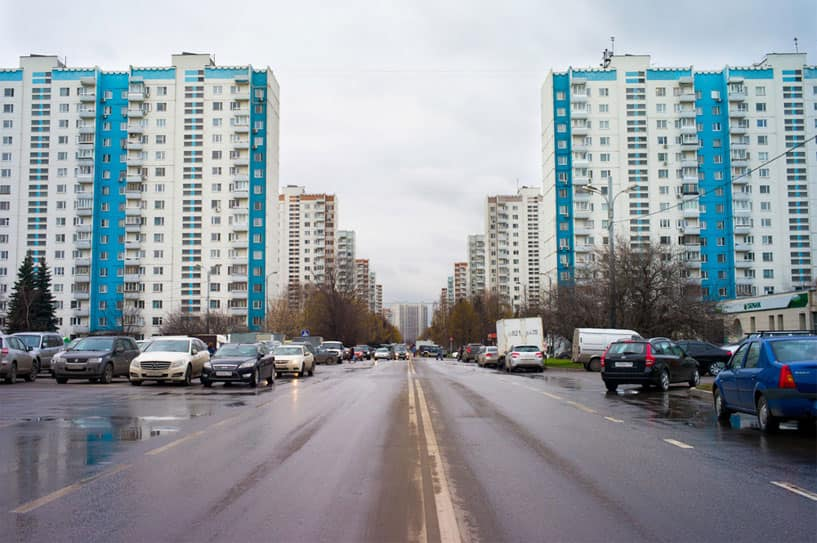 Olympic Village, Moscow