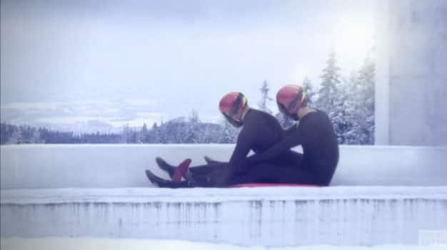 This Brilliant Ad Says That The Olympics Have Always Been A Little Gay