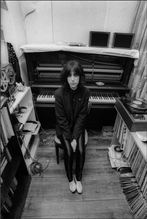 PUNK: Patti Smith