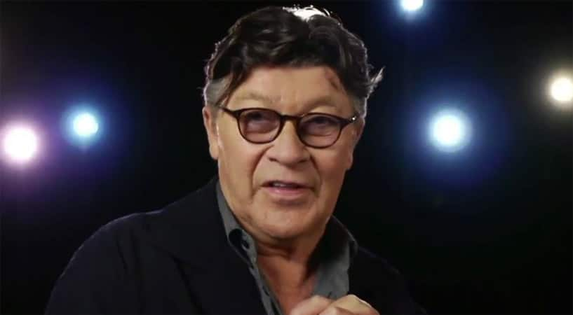Robbie Robertson Talks About The Last Waltz And Thanksgiving