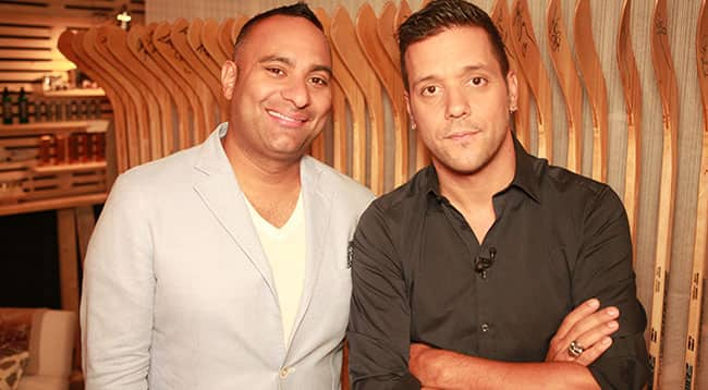"""Russell Peters: """"They've Drilled It Into Your Head. You're Not Supposed To Laugh At This."""""""