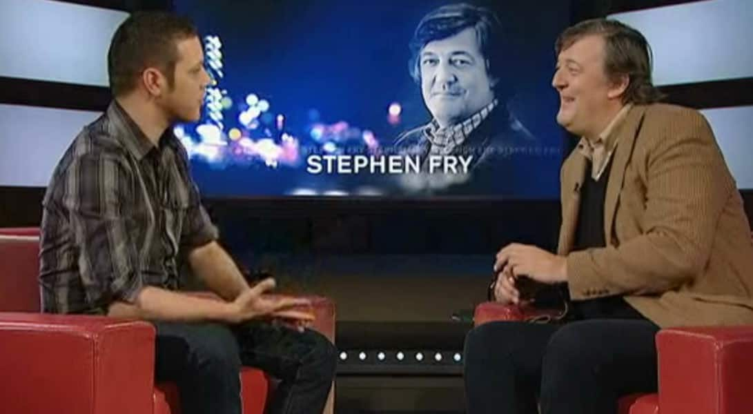GST S1: Episode 144 - Stephen Fry