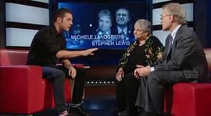GST S2: Episode 48 - Stephen Lewis, Michele Landsberg & David Javerbaum