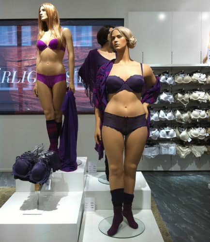 A Swedish Department Store Is Using Mannequins That Aren't Super Slim