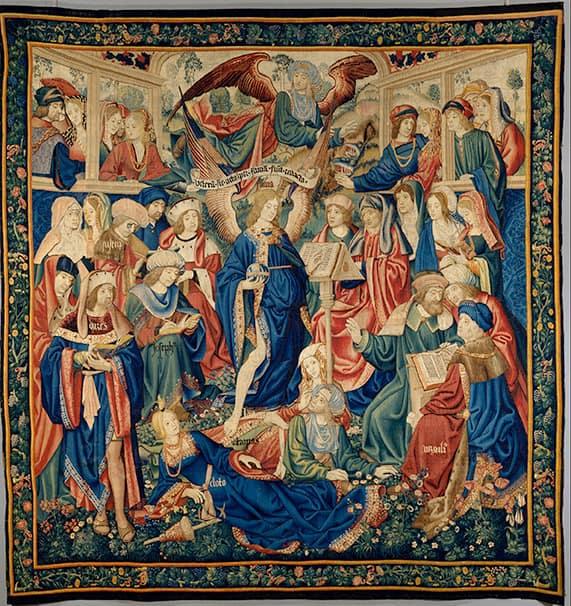 The Triumph of Fame, ca. 1502–4
