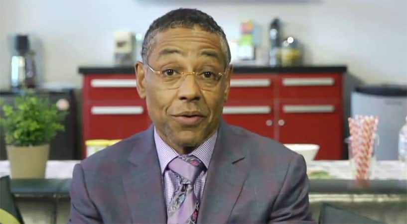 Giancarlo Esposito Gives Bryan Adams Advice On Cold Remedies